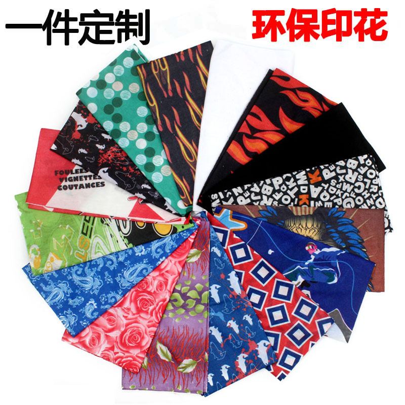 Magic headscarf summer variety collar outdoor fishing sunscreen mask mens neck cover riding womens thin customized logo