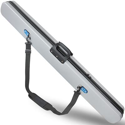 鱼竿包1.2米abs硬壳渔具包钓鱼包单肩加宽防水台钓杆包新款包特价