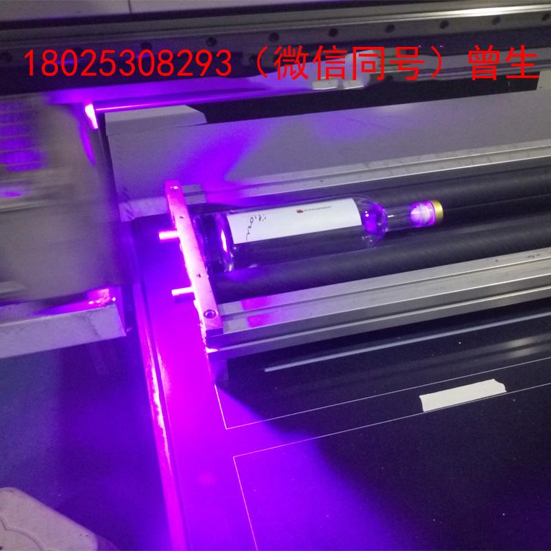 瓷砖墙画电视背景墙3D浮雕墙面彩绘墙体喷绘机创业UV平板打印机