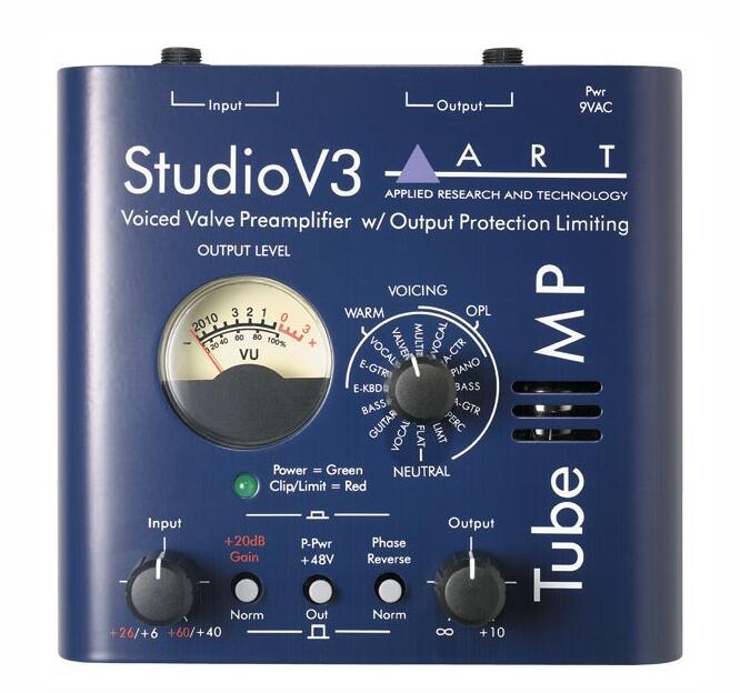 【总经销 打假促销 带质保卡】ART TUBE MP Studio V3 电子管话放