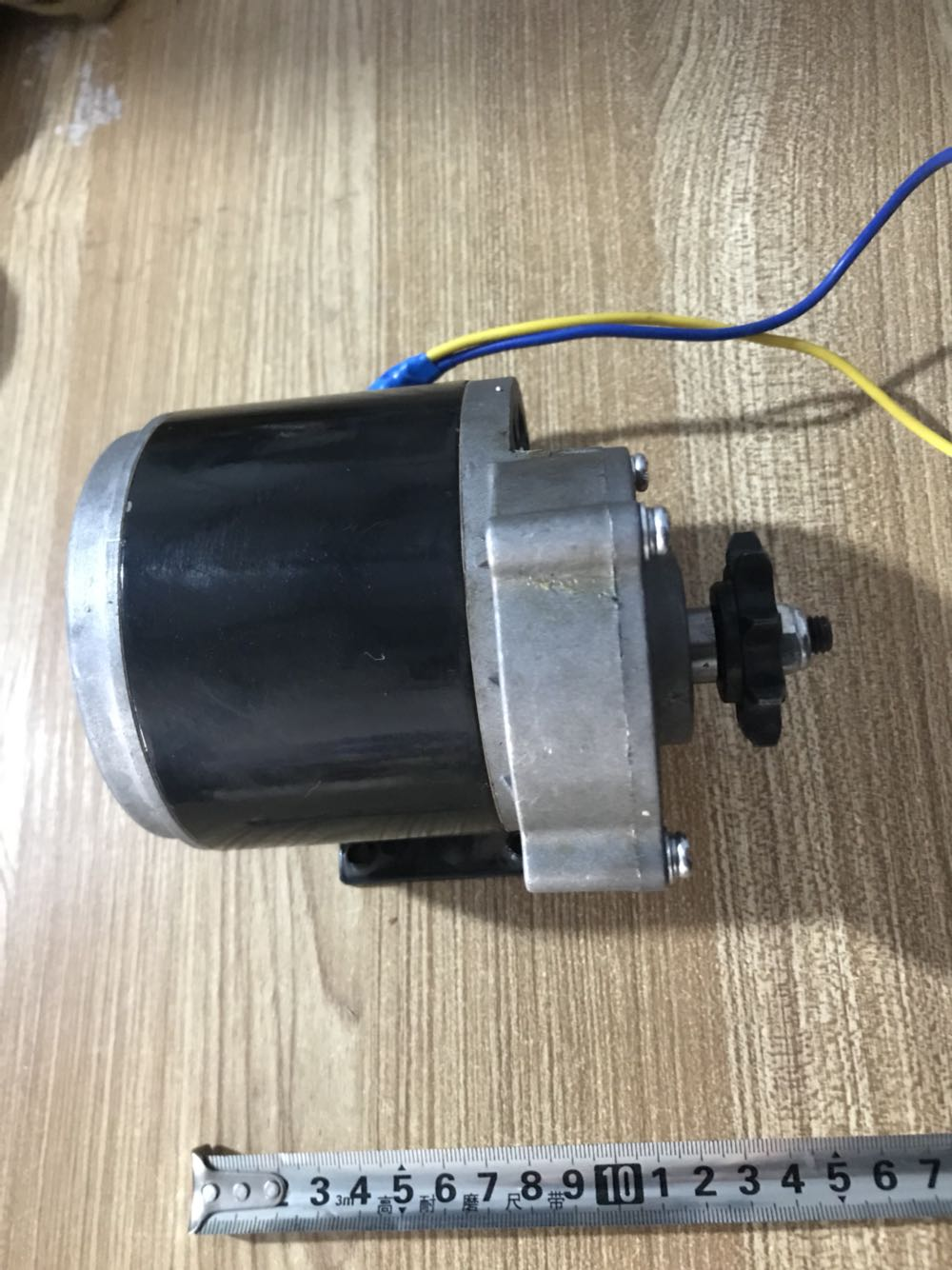 12V24V250W350W直流电机马达200转300转     施肥机专用大扭矩旋