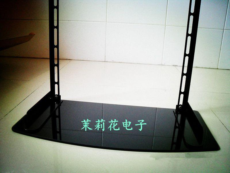 包邮 免打孔 用于壁挂液晶电视机 机顶盒DVD托架 多用途置物架,