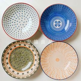 罕见实用器型,阔口矮碗。家用陶瓷碗拌面碗中号碗 安德良品 瑕疵