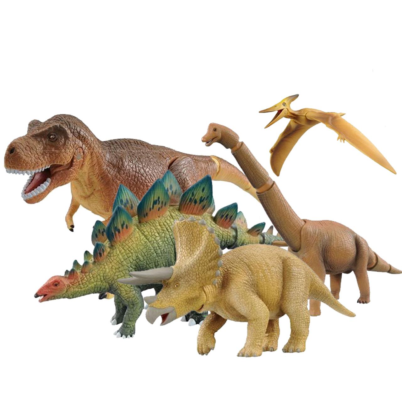 多美卡tomy安利亞仿真恐龍可動發聲動物侏羅紀公園模型兒童玩具