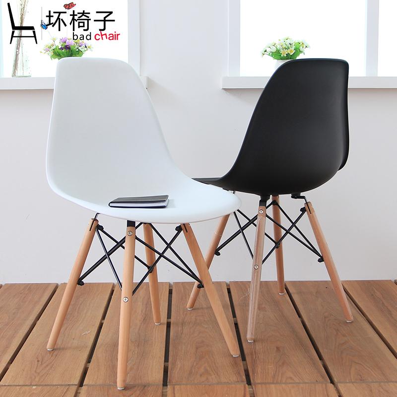 Ирак уильямс стул твердая деревянная обедая стул современный простой столы и стулья домой спинка спальня компьютер стул случайный стул стул