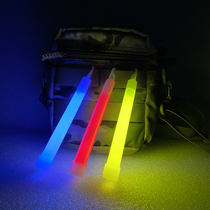 路障爆闪警LED铁口哨应急照明示灯交警荧光棒磁交通指挥棒充电式