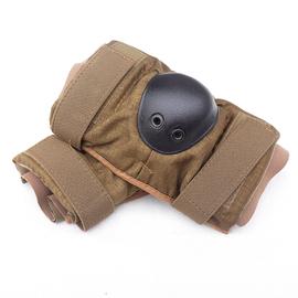 秒杀特价 USMC陆战队军版公发原品护肘军迷 抗冲击保护 狼棕CB色图片
