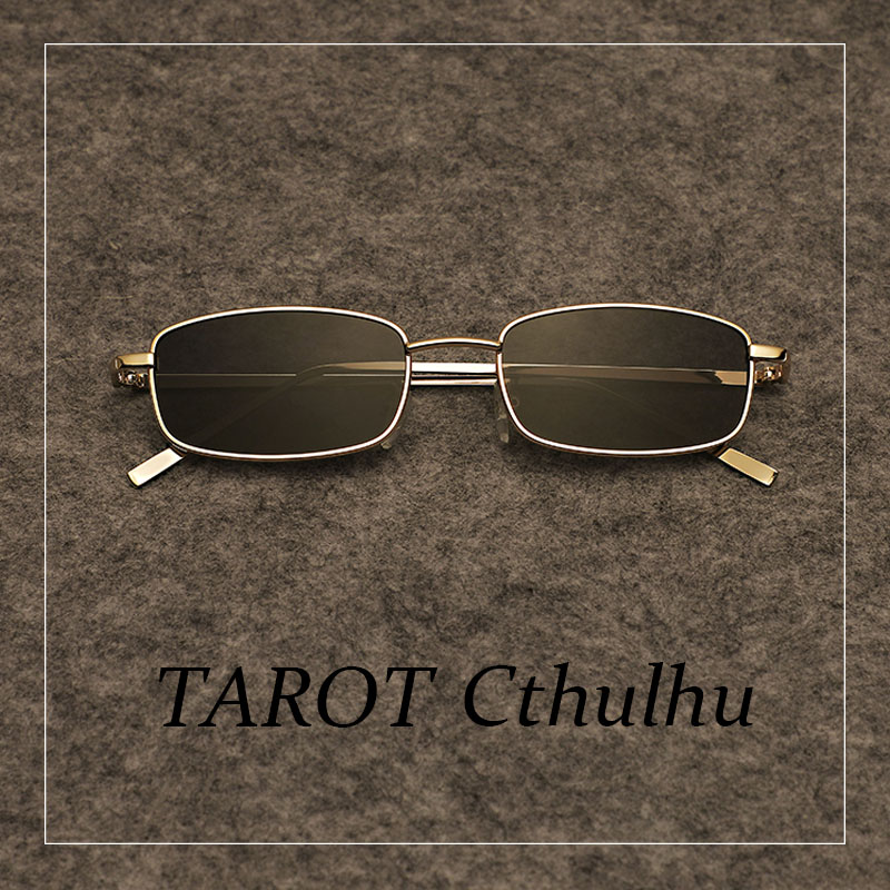 The same style of sunglasses, the sun mirror, the wind, the tide, the male, the small box, the rectangle, the trembling, the red, the golden tiktok, the sunglasses girl.