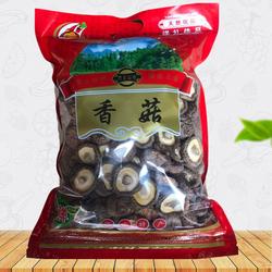 西峡香菇剪根干香菇500g包邮冬菇