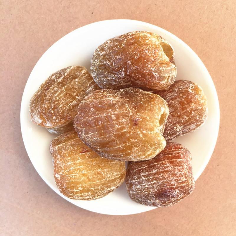 河北沧州蜜枣  无核金丝蜜枣大枣 包粽子煮粥甜品 500g   2斤包邮