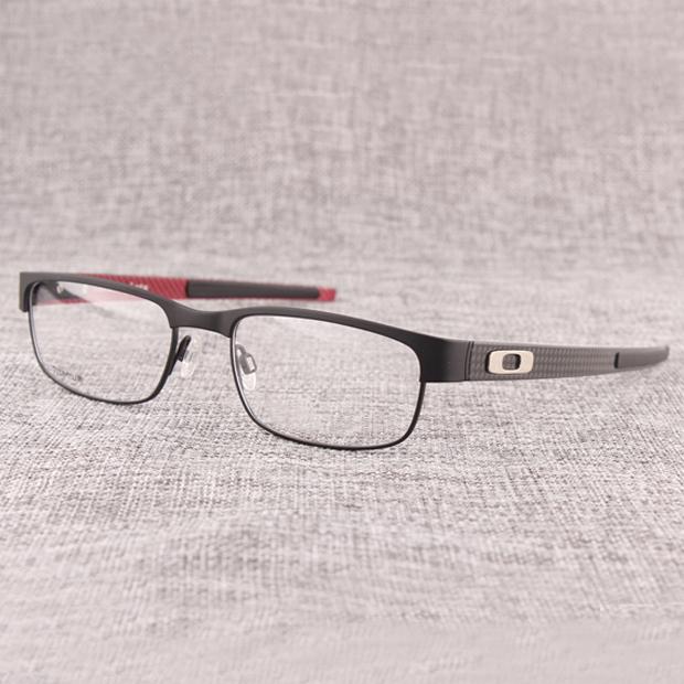 正品运动品牌近视眼镜架 OX5079-0155纯钛镜框配碳纤维镜腿眼镜框