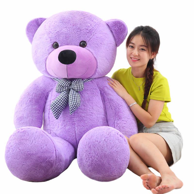 毛絨玩具泰迪熊公仔抱枕布娃娃大號抱抱熊大熊生日 女1.6米1.8