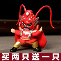 Chinese characteristics face change doll Sichuan Opera doll Sichuan Chengdu souvenir Facebook toys abroad to send foreigners gifts