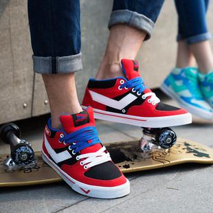 耐磨低帮运动鞋 春夏透气休闲滑板鞋 PONY波尼男鞋 Atop经典 82M1AT03