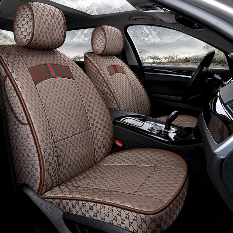 汽车坐垫四季通用北京BJ20 BJ40 BJ80座椅套全包布四季专用座套