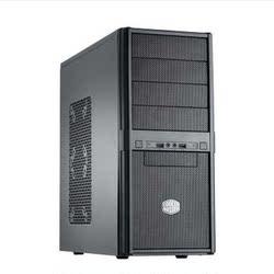 酷冷至尊(CoolerMaster)特警365 黑色 中塔式台式机机箱