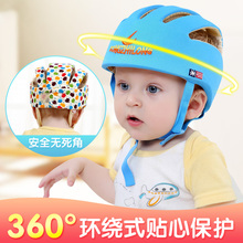 Matsushi Dragon Baby Head Protective Pad Baby Walking Crashworthiness Cap Safety Helmet Head Protective Pillow Artifact for Children