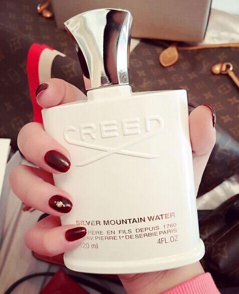 Creed信仰 银色山泉 Silver Mountain Water银山 拿破仑之水 香水