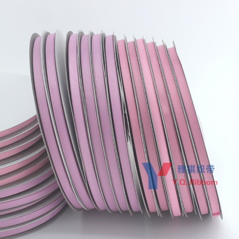 特价~0.6cm罗纹带发饰缎带横纹织带包装彩带diy91米/卷
