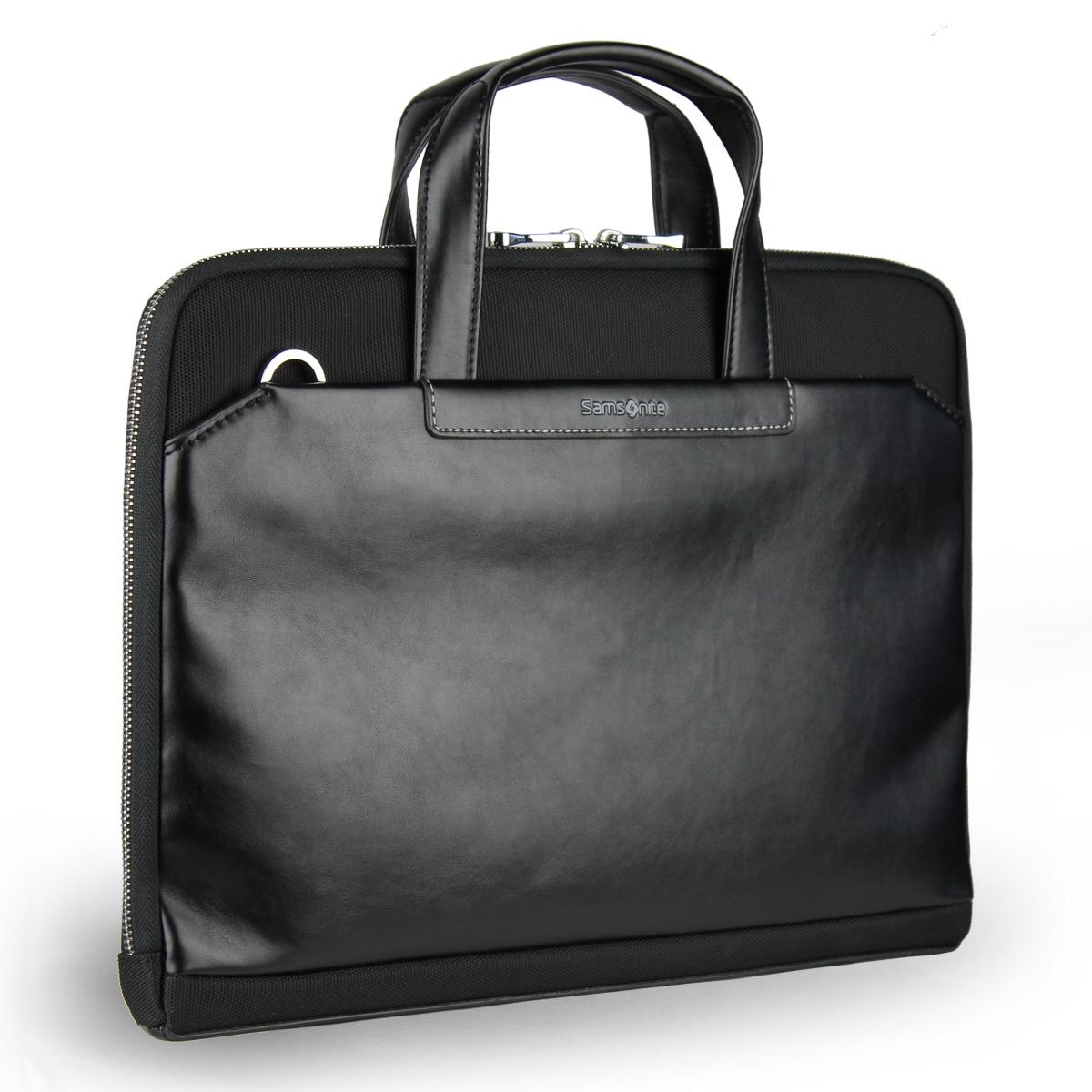 聯想新秀麗T900單肩包 商務手提公文包14寸筆記本電腦包