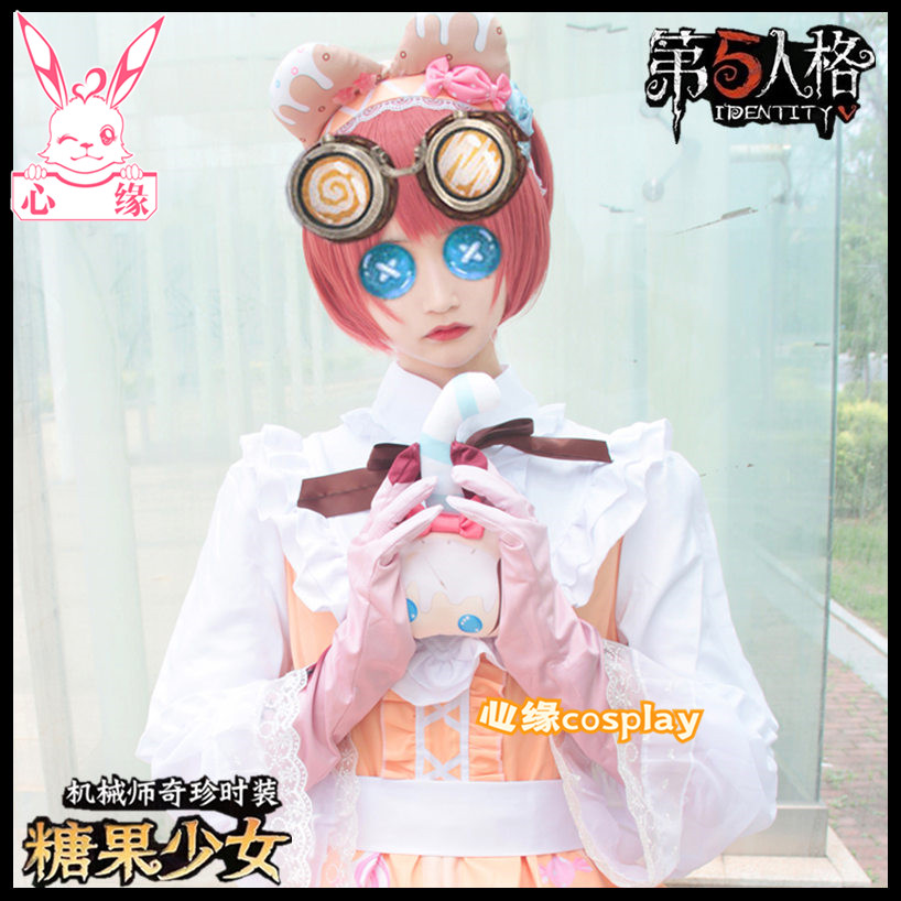 Cosplay children Lolita full set of women spot the fifth personality cos clothing machinist candy girl