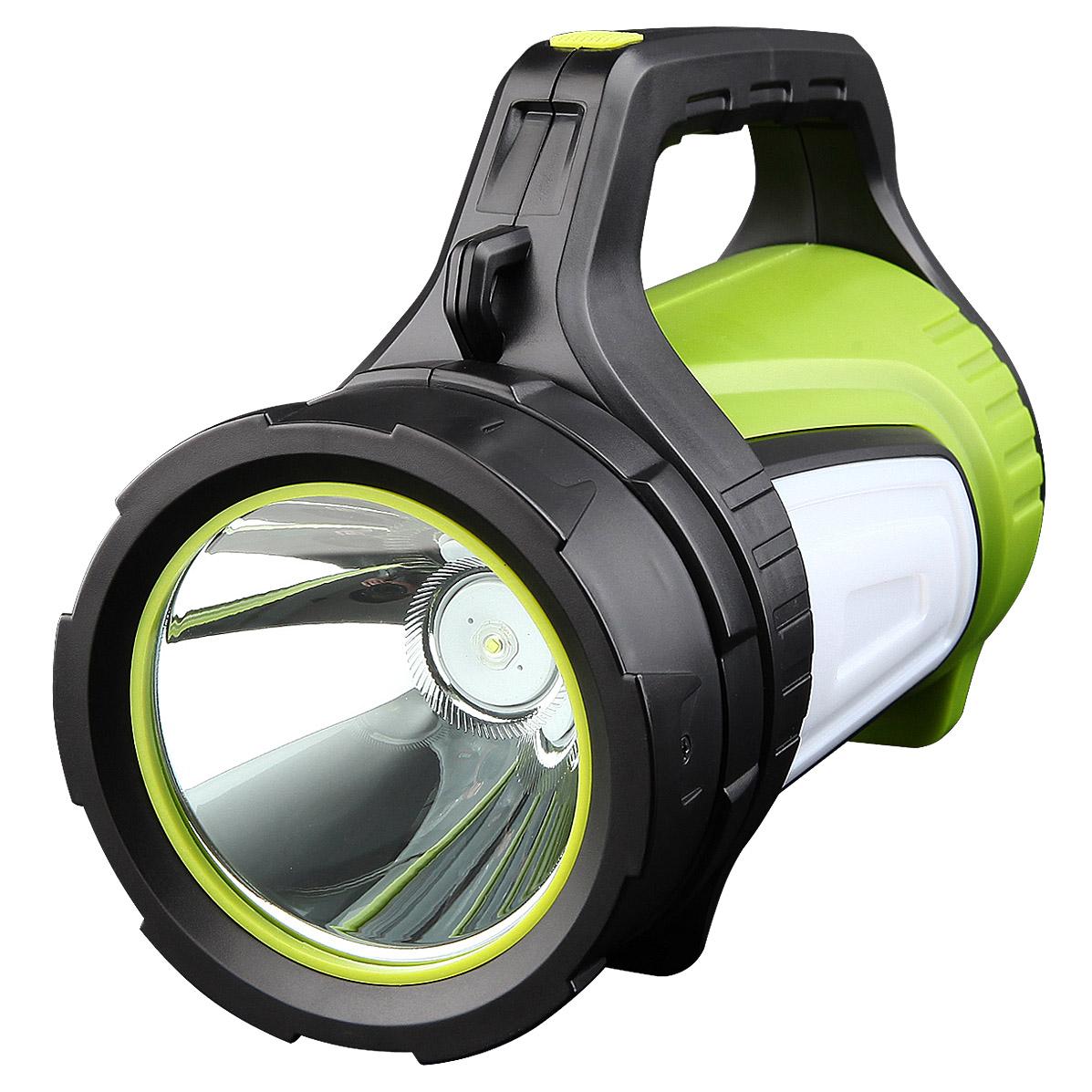 探照灯强光远程可充电超亮防水5000户外打猎1000手提灯手电筒w
