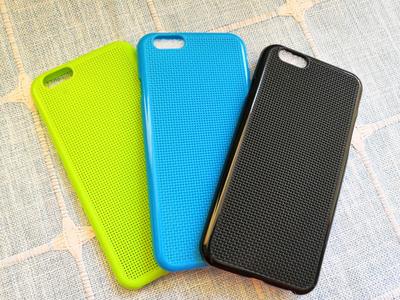 苹果6 6s 透气散热 十字绣手机壳  裸壳 材料包需另拍