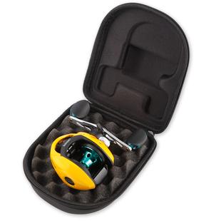 水滴轮包渔轮收纳包保护套专用大容量收纳盒轮包阿布保养路亚配件