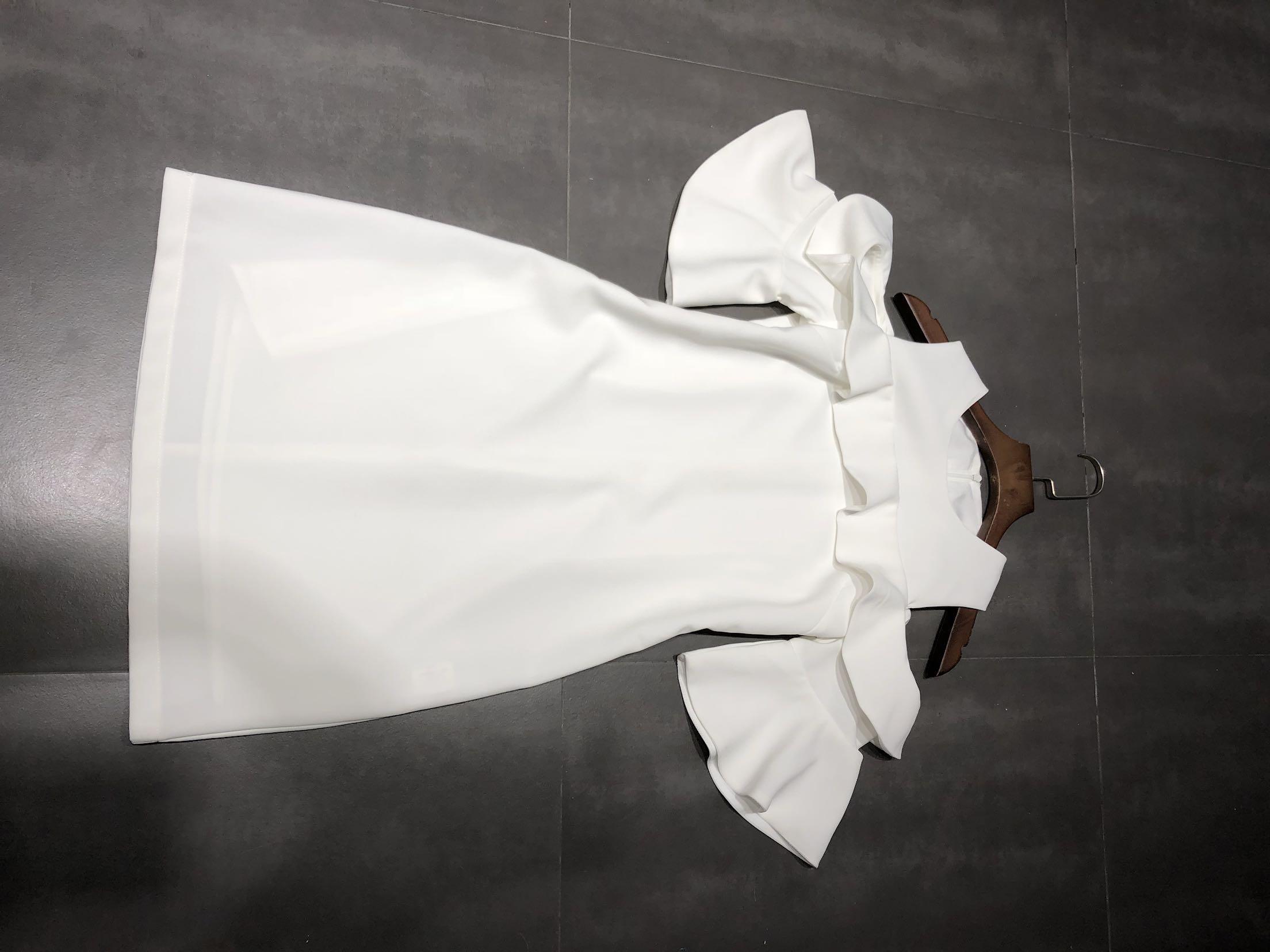 2018春夏新款时尚潮流女装修身连衣裙显瘦气质高雅
