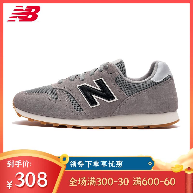 New Balance/NB 18新款 男/女鞋 运动复古跑步鞋 ML373GKG/KBG