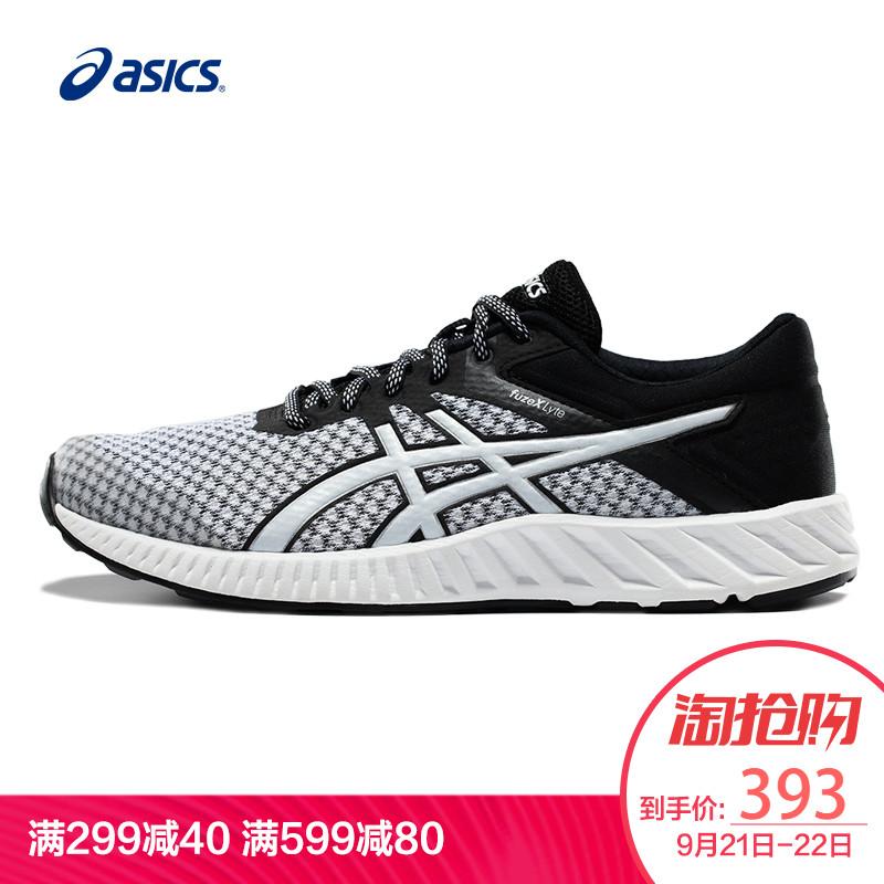 ASICS亚瑟士轻便缓冲跑鞋女式慢跑鞋包裹耐磨运动鞋T769N-0190