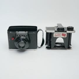 1950年ANSCO READYFLASH 美国小胖子胶片相机620胶卷奇特收藏装饰