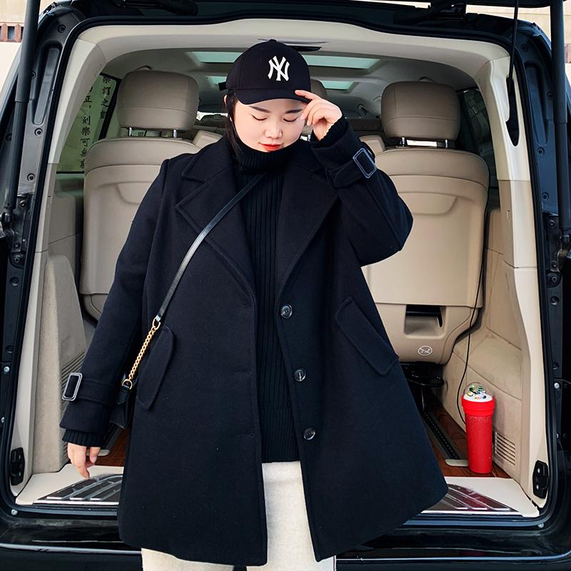 韩版加大码女装