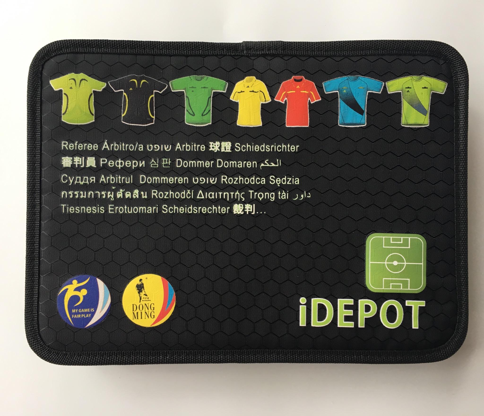 Гуанчжоу Dongming Спорт Большинство новый Рефери пакет Футбольный судья пакет Большая емкость