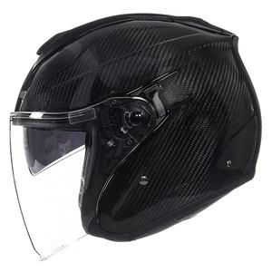 马鲁申新款碳纤维摩托车夏季头盔