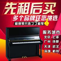 德国欧帝亚全新手工雕刻立式钢琴专业演奏家初学实木家用钢琴