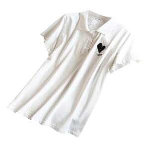 polo领减龄小清新~ 2020夏季t恤