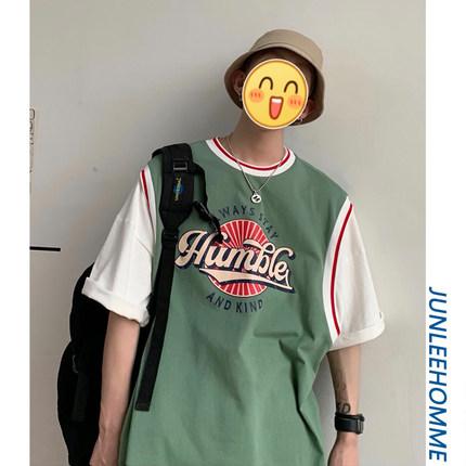 t恤男短袖潮牌潮流t袖 夏季图片