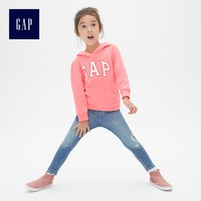 Gap baby girls' Pullover Hoodie 2019 new autumn children's air sports top 191655e