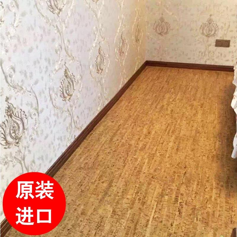 Португалия импорт мягкий дерево этаж / комнатный звуконепроницаемый влагостойкий охрана окружающей среды пригодный для носки / земля теплый этаж эркер - запереть стиль