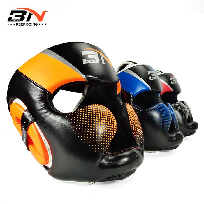BN бокс шлем защиты глава ребенок для взрослых бокс саньшоу (свободный спарринг) тайский кулак шлем сетка борьба обучение конкуренция головной убор борьба забастовка
