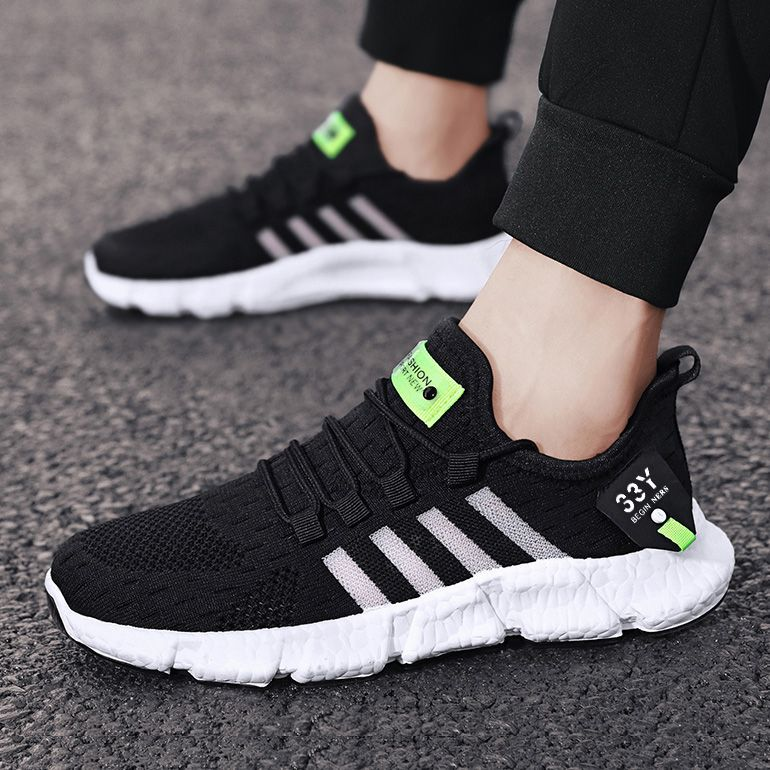 Summer mens shoes casual shoes single shoes mens sports shoes running shoes canvas shoes student spring and autumn mens flat bottomed Tanabata