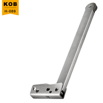 Kob Aobo thickened stainless steel fire door in-place steel fire door channel shun device sequence device