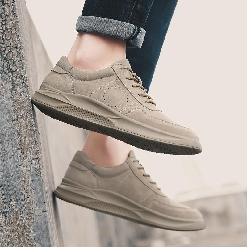 夏季2020透气男低帮复古韩版马丁靴