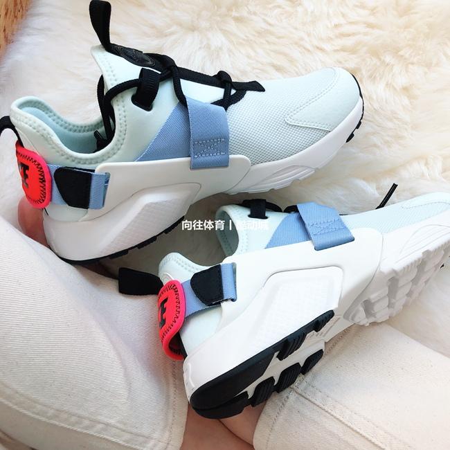 专柜正品 耐克/Nike Huarache City 春季女子华来士休闲鞋 AH6804