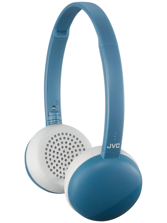 日本正品 JVC/杰伟世 S28BT无线蓝牙耳机头戴式耳机电脑耳麦