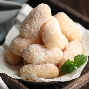 汕尾特产 好吃不长胖的健康零食 椰蓉酥麻枣 食品超值好货热卖