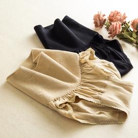 特價35元兩條!日系高腰內褲 產后收腹提臀棉褲 無縫修身顯瘦圖片