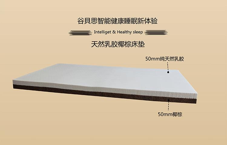 Кокосовые волокна эмульсия комплекс матрас , электрический кровать специальный матрас , сгибать умеренный старики костюм использование матрас