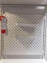 国内宜家斯考迪斯钉板洞洞板收纳架壁挂式家居上海IKEA代购